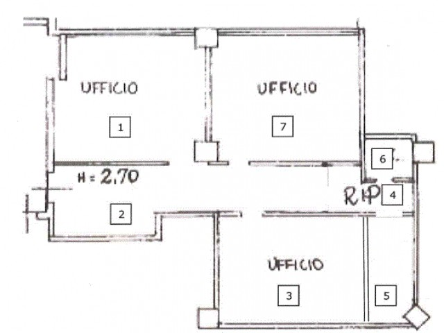Appartamento in Affitto a Treviso Viale della Repubblica 19 b, Strada Ovest
