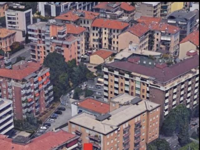 Box Posto Auto in Affitto a Bergamo via Bonomelli, Bergamo Zona Stazione