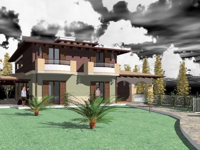 Villa in Vendita a Città Sant'angelo via Crocifisso n 15