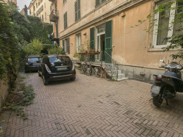Appartamento in Vendita a Genova Corso Magenta 7 Castelletto