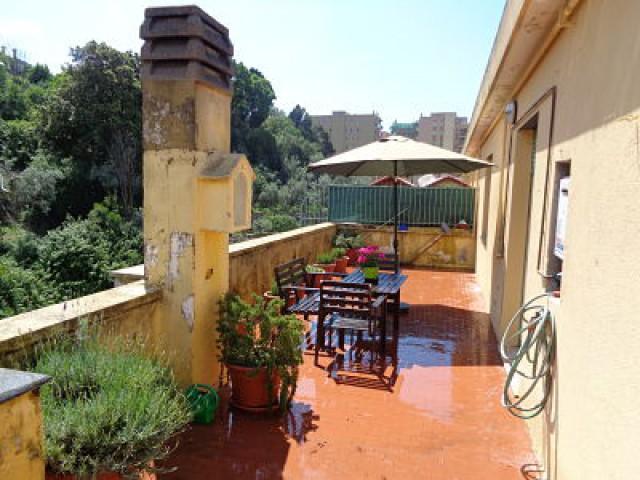 Vacanza in appartamento a genova via antonio cei foto1-102573681