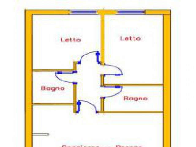 Appartamento in Vendita a Vernole Strada Provinciale San Cataldo 366