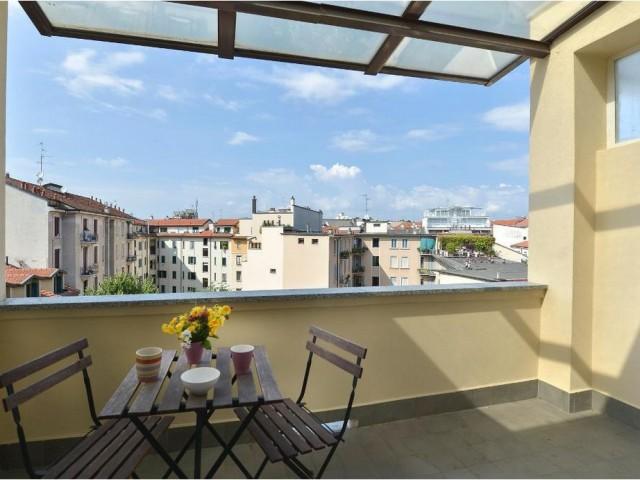 Appartamento in Affitto a Milano Viale Abruzzi 27 Città Studi
