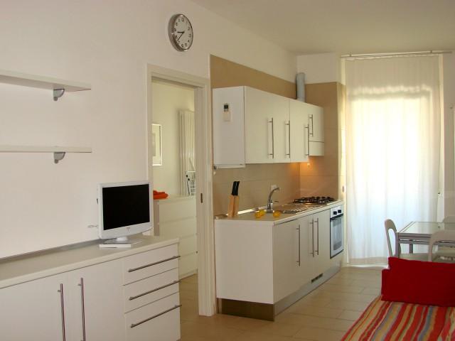 Appartamento in Affitto a Gabicce Mare via Cesare Battisti 52 Centro Poco Distante Dal Mare
