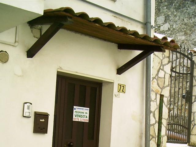 Appartamento in Vendita a Sgurgola