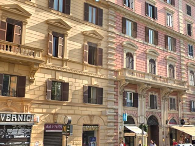 Appartamento in Vendita a Roma Piazza Risorgimento Prati