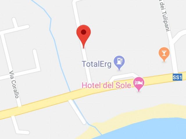 Box Posto Auto in Vendita a Santa Marinella via Delle Camelie Fiori