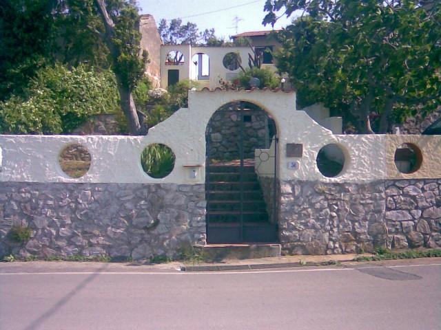 Villa o Villino in Affitto a Rio Marina via Panoramica 36 Isola D