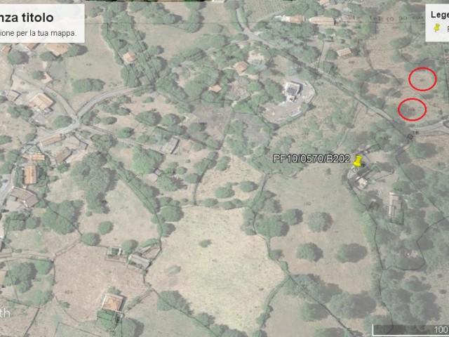 Terreno in Vendita a Bronte c da Difesa Piano Palo Zona Periferica