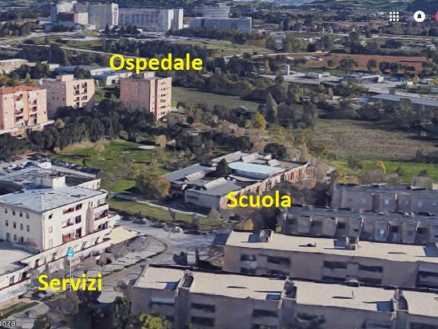 Appartamento in Affitto a Perugia via Pizzetti 19 San Sisto