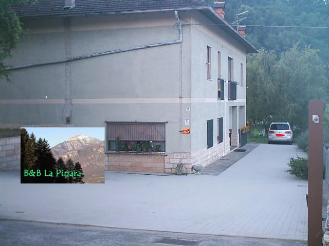 Appartamento in Affitto a Trento via Pinara 12 Povo