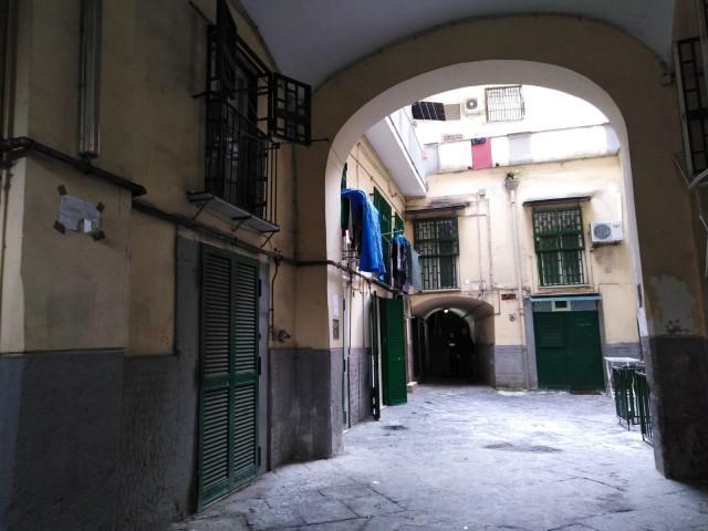 Appartamento in Vendita a Napoli via s m Antesaecula Sanità