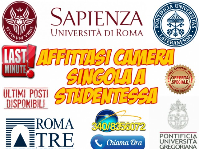 Posto Letto in Affitto a Roma Piazza di Santa Croce in Gerusalemme Roma rm Italia Centro Storico
