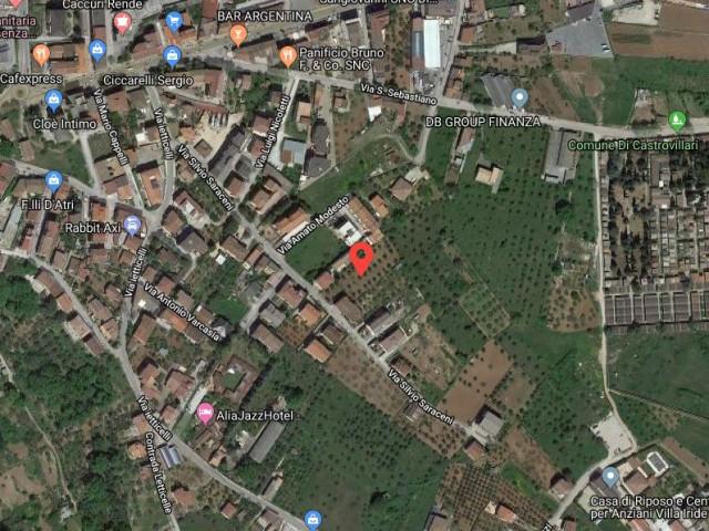 Terreno in Vendita a Castrovillari via Silvio Saraceni