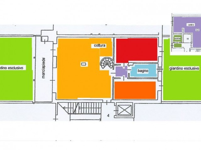 Appartamento in Vendita a Bergamo, Ospedale