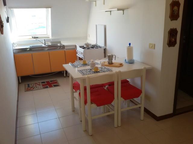 Appartamento in Affitto a Lido di Savio via Sant