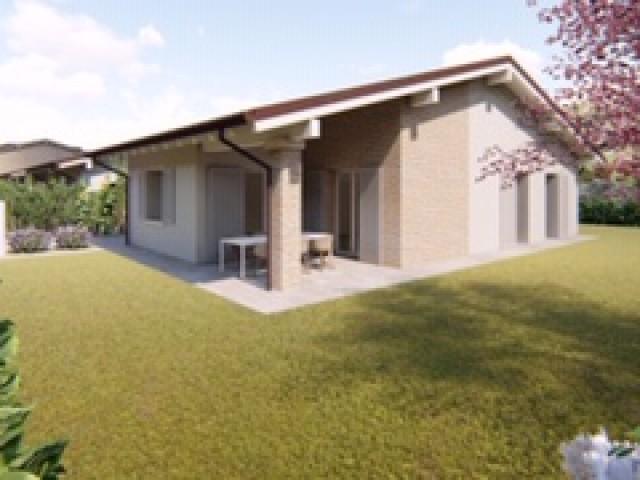 Villa Bifamiliare in Vendita a Mazzano via Donatori di Sangue, Molinetto