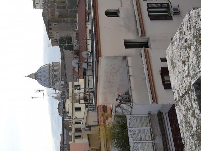 Appartamento in Affitto a Roma via Vespasiano 60, Prati