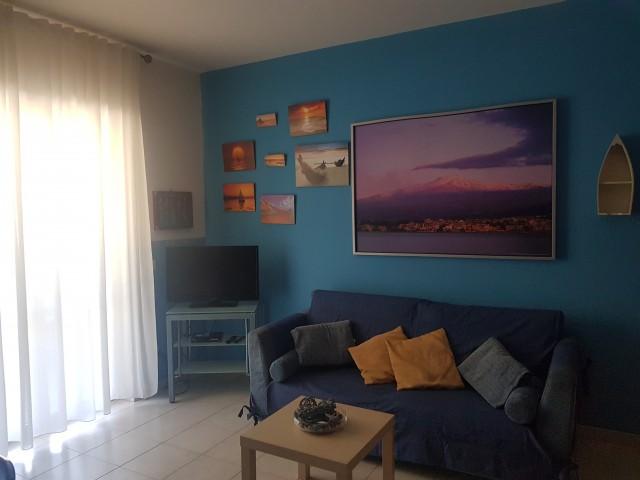 Appartamento in Affitto a Letojanni via Montebianco Letojanni