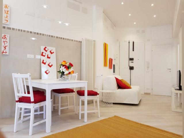 Appartamento in Affitto a Genova Corso Galliera 21 Sanfruttuoso