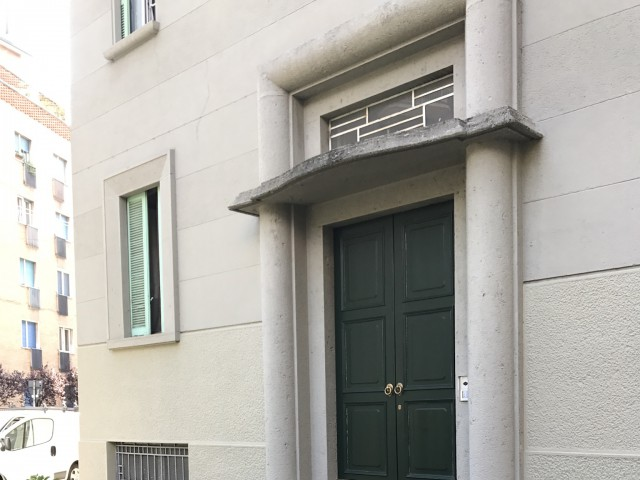 Appartamento in Vendita a Milano via Dall'ongaro 25 Città Studi