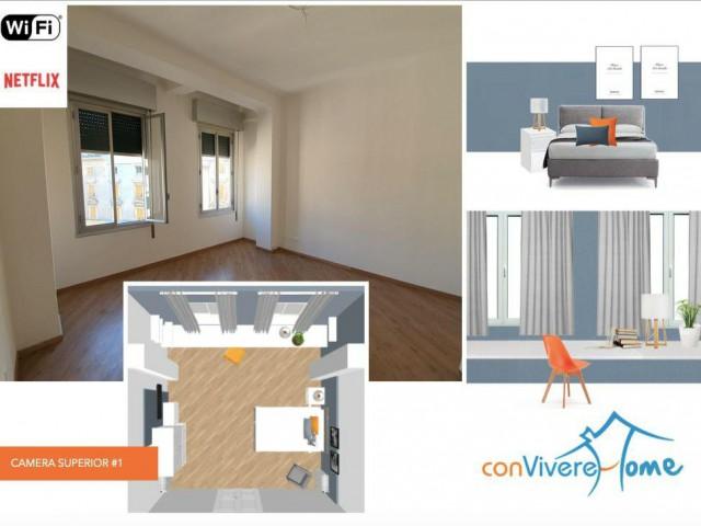 Appartamento in Affitto a Genova via Montevideo Foce