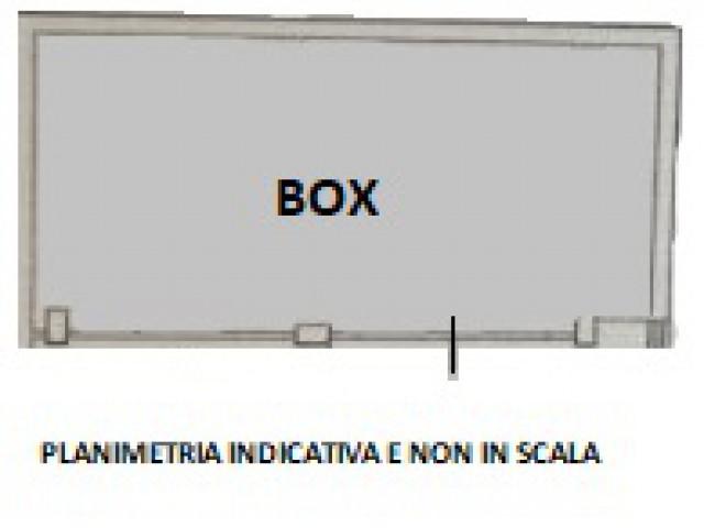 Box Posto Auto in Vendita a Guidonia Montecelio via Trieste 1 Villalba di Guidonia