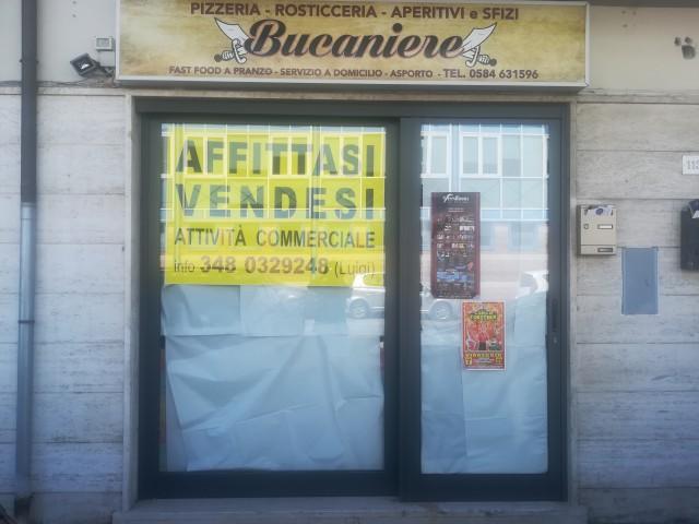 Ristorante in Vendita a Viareggio via Michele Coppino Darsena