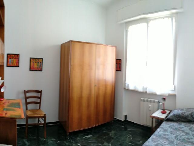 Appartamento in Affitto a Genova via e Berno Sanfruttuoso