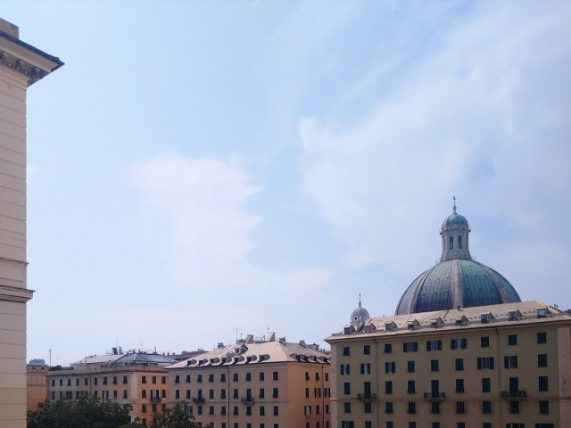 Appartamento in Affitto a Genova Corso Buenos Aires Foce