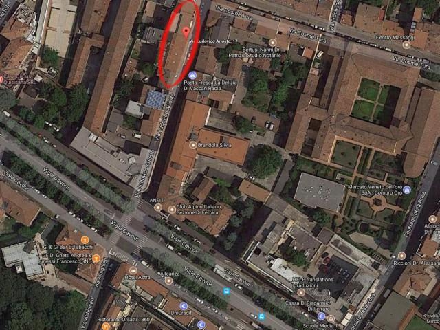 Posto Letto in Affitto a Ferrara via Ludovico Ariosto 15 Centro Storico