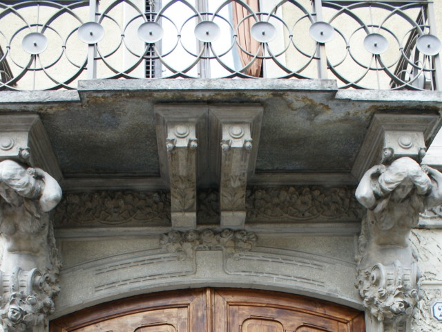 Appartamento in Affitto a Torino via Campana 25 s Salvario