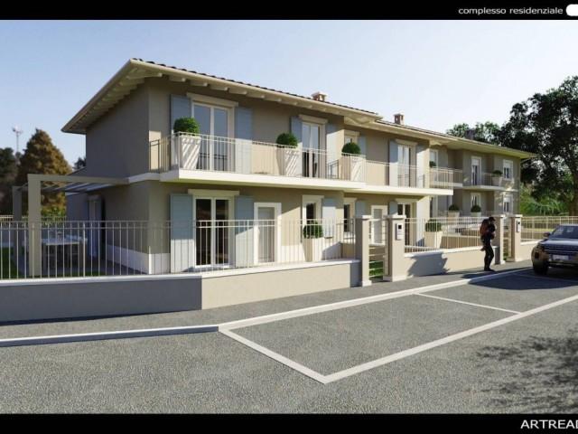 Villa Bifamiliare in Vendita a Montichiari via Mantova 149h Montichiari
