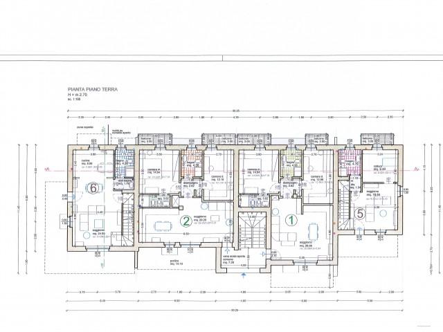 Appartamento in Vendita a Montichiari via Mantova 149h Montichiari