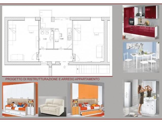 Appartamento in Affitto a Roma Giovanni Michelotti 2 Tiburtina Rebibbia