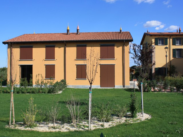 Villa Bifamiliare in Vendita a Castelfranco Emilia via Marta 20 Piumazzo