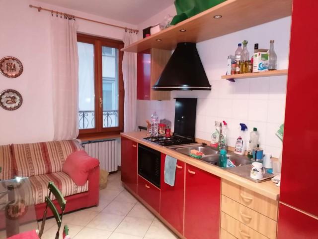 Appartamento in Affitto a Bergamo via San Bernardino 33 Bergamo Centro