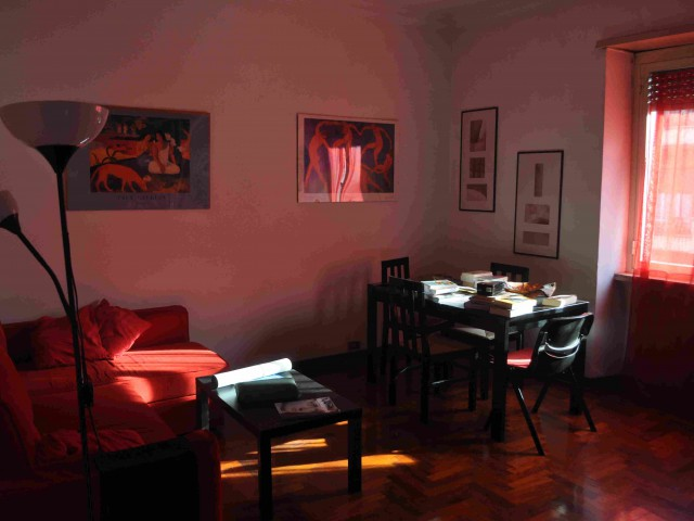Appartamento in Affitto a Roma via Apuania 12 Bologna
