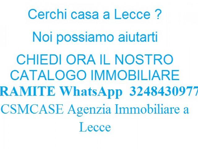 Appartamento in Vendita a Lecce via Dei Gasperi Salesiani