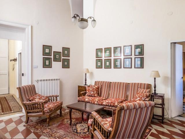 Appartamento in Affitto a Lecce via Marco Basseo Centro Storico