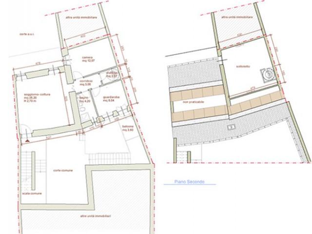 Appartamento in Vendita a Desenzano del Garda via Stretta Castello 35 Desenzano