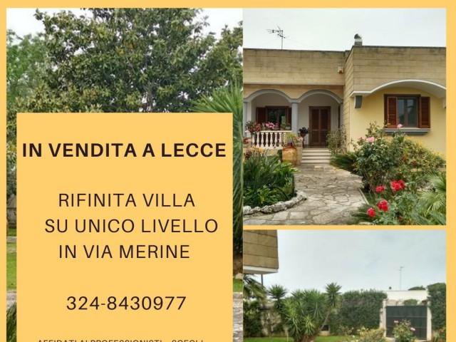 Villa in Vendita a Lecce via Merine via Merine