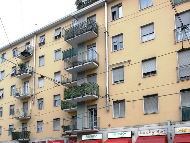 Appartamento in Vendita a Milano via Pellegrino Rossi Affori p Rossi