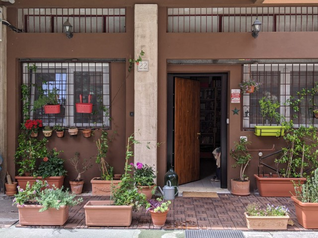Semindipendente in Affitto a Roma via Gaetano Astolfi 16 Portuense