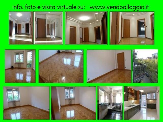Appartamento in Vendita a Torino Corso Trapani 1 Cenisia