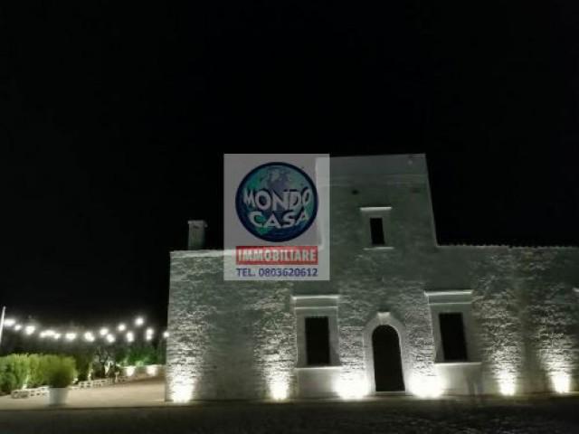 Rustico Casale Corte in Vendita a Ruvo di Puglia Zona Difesa Ruvo di Puglia