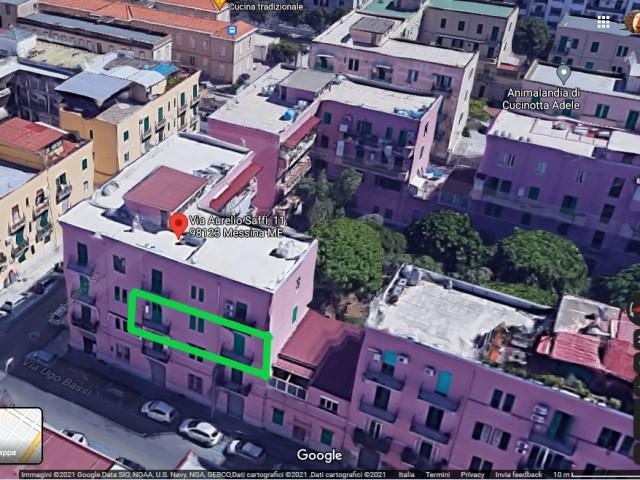 Posto Letto in Affitto a Messina via Aurelio Saffi 11 Centro
