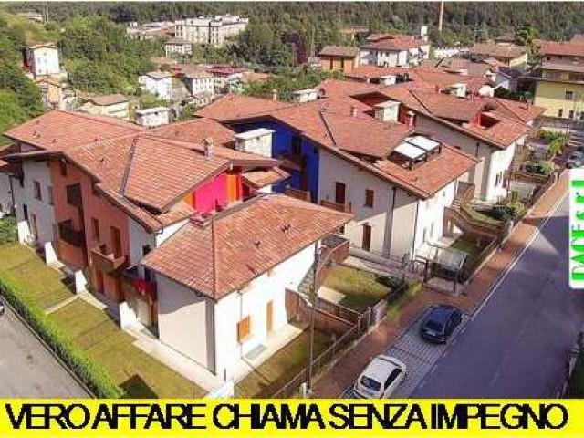 villa schiera in vendita ponte nossa via risorgimento 20t foto1-55718965