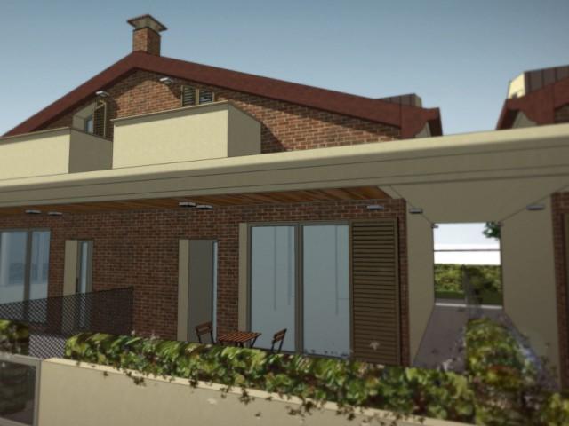 villa schiera in vendita rimini via marecchiese foto1-64643355