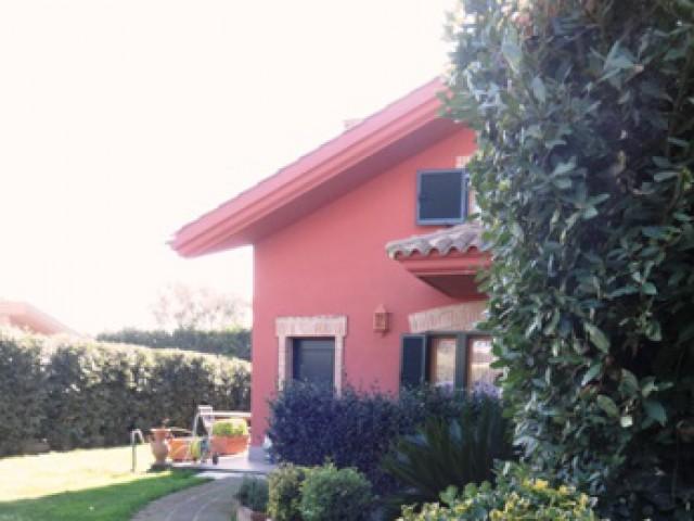 villa bifamiliare in roma formello foto1-66256321